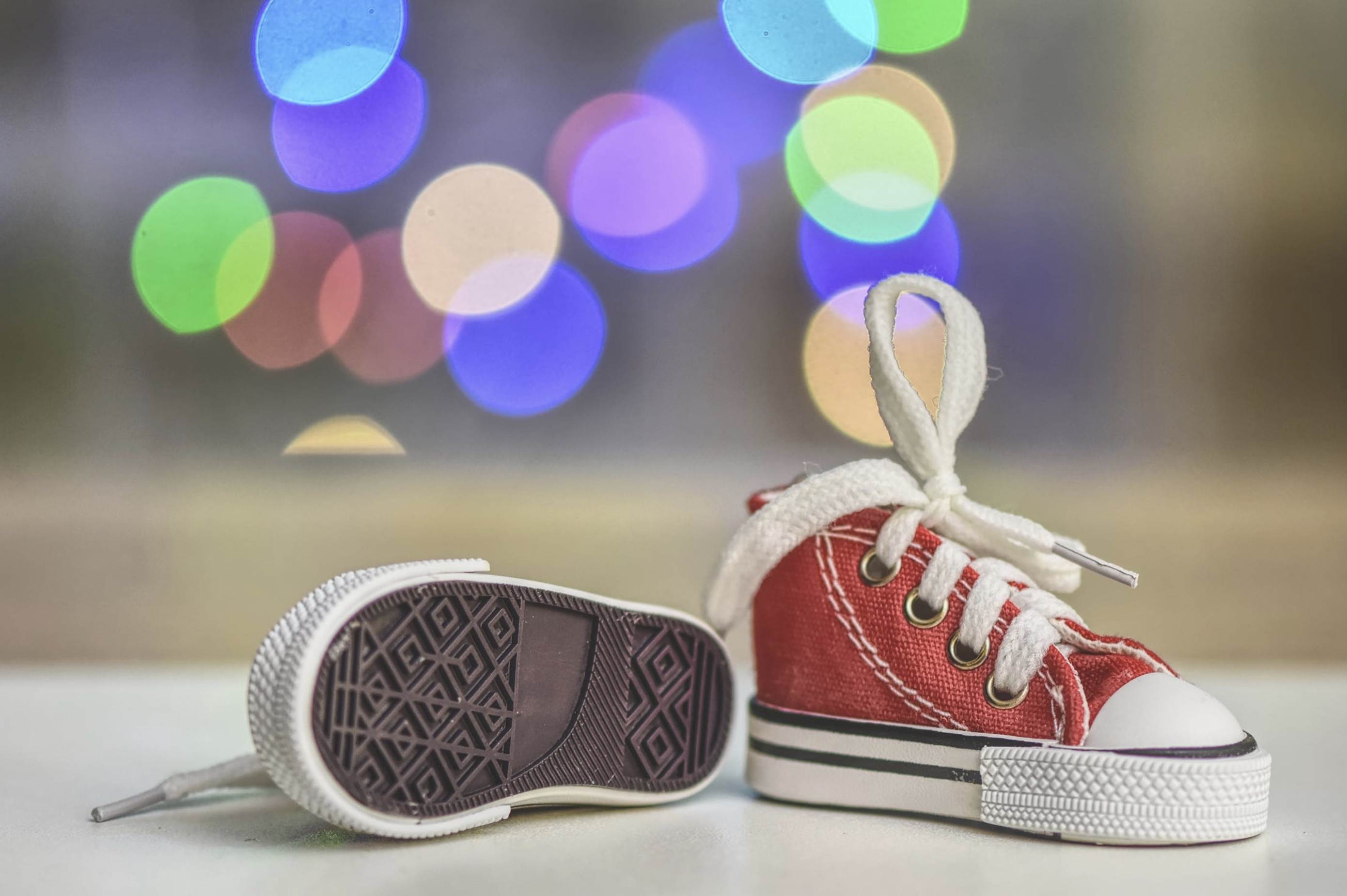 Buying Your Baby's First Shoes - Scallywags